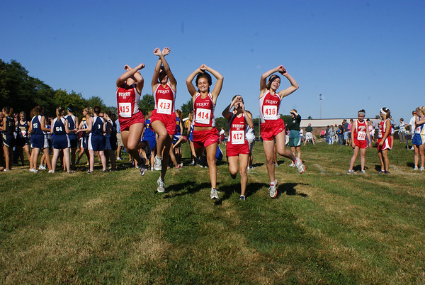Perry Girls Cross Country