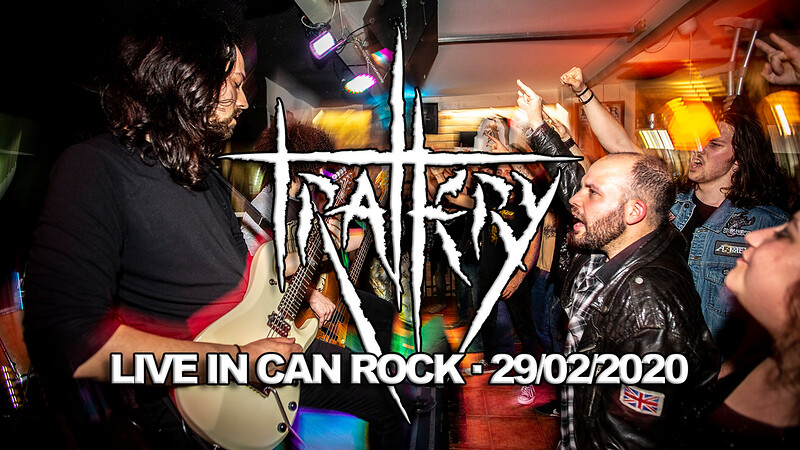 TRALLERY · CAN ROCK · 29/02/2020