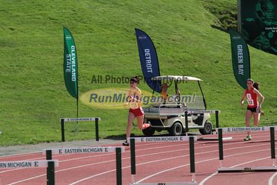 400M Hurdles Prelims - 2013 Horizon League Outdoor Championships