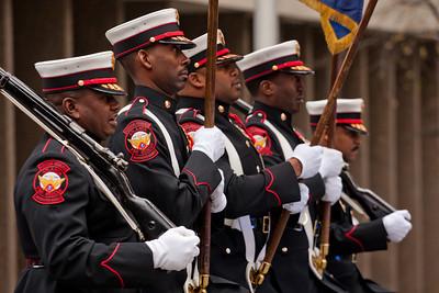 MLK Day Parade 2012