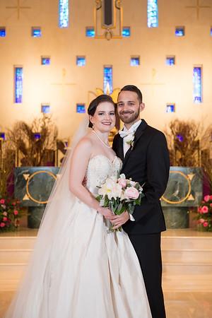 Amie and Brian - Wedding