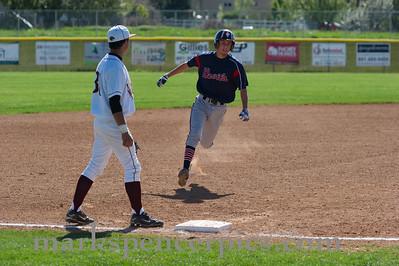 Baseball SVB vs Maple Mt 5-12-2011