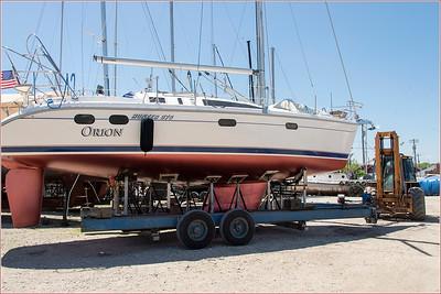 Orion - The Sailboat Photos