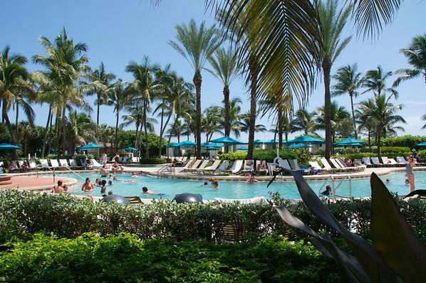 Marriott's Ocean Pointe Grounds Photos