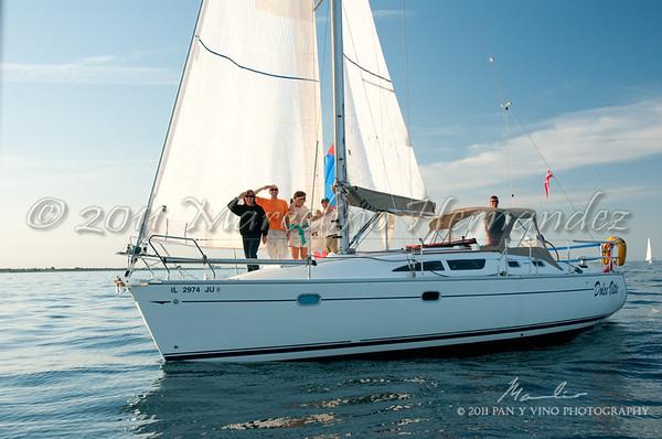 Waukegan Yacht Club Races