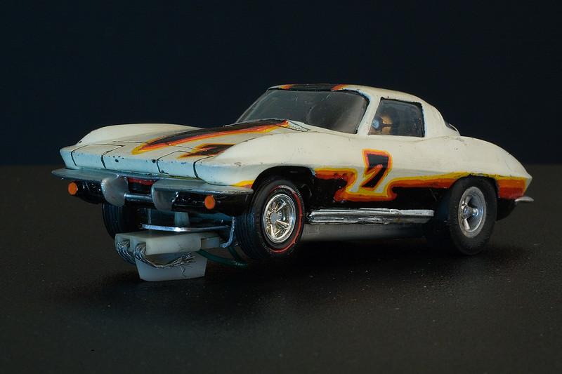 !/32 Scale Corvette Slot Car