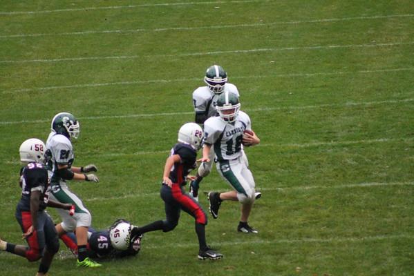 JV Football (Eaglebrook Day)