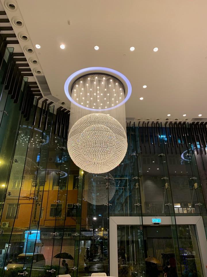 Hilton Garden Inn Hong Kong Mongkok Lobby