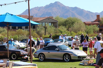 Concours and Car Shows