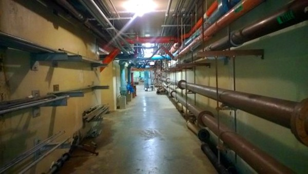 Harriman Sewage Treatment Plant