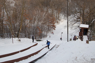John R Lyons Tournament:  January 10, 2010