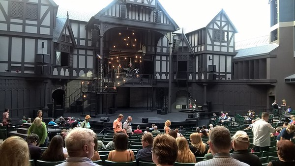 Ashland Shakespeare Festival with Nancy and Susan