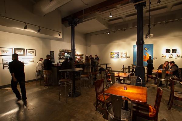 Artspace Collaborative Show in Galveston