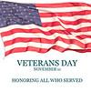 Thank you military veterans
