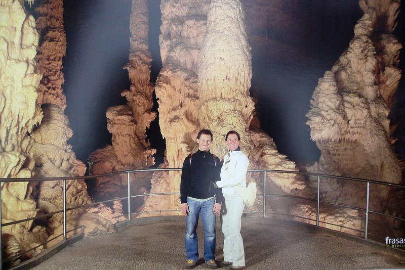 Grotta di Frasassi, Marche