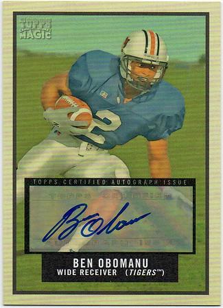2006 - Ben Obomanu