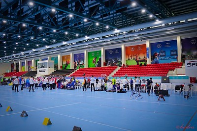 Samsun 2019, indoor