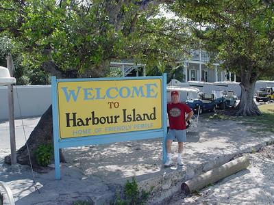 Harbour Island, Bahamas 2006