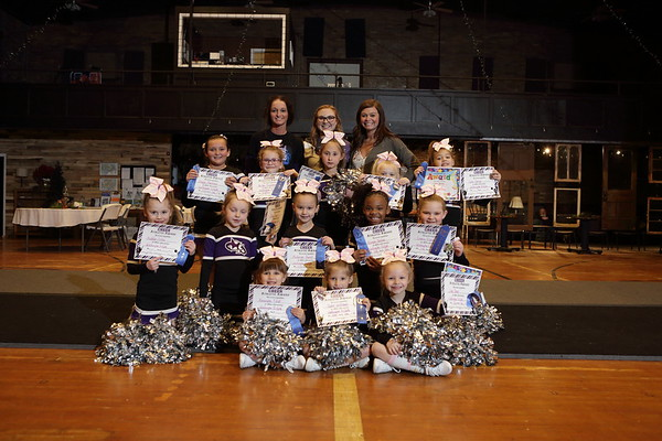 Eclipse Cheer Regionals and awards