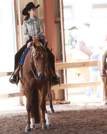 Novice Youth Horsemanship