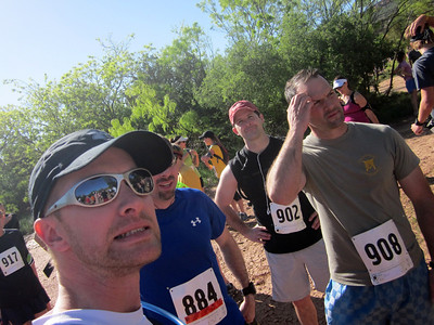 Palo Duro Canyon Trail Run 2012