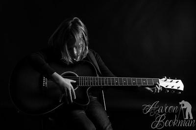 Brooklynn Guitar Shots