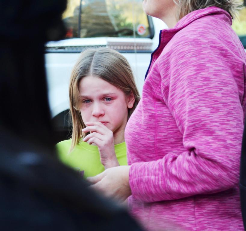 . Sandy Hook Elementary  School shooting in Newtown CT December 14, 2012