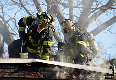 Beverly - Working Fire, March 2015