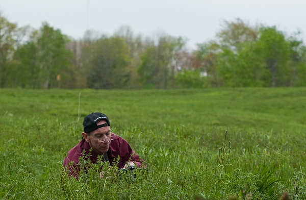 Gilsland Farm mentor group shoot - May 2008