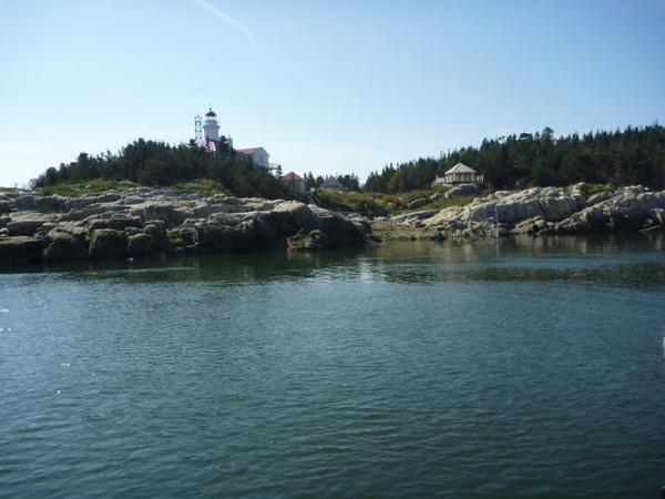 Île aux lièvres  (23 au 25 septembre 2011)