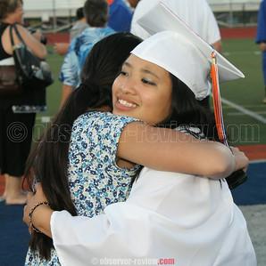 Penn Yan Graduation 2014