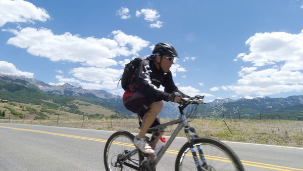 Telluride to Moab