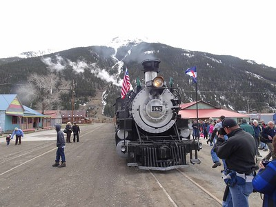 2016-05 First Seasonal Train to Silverton