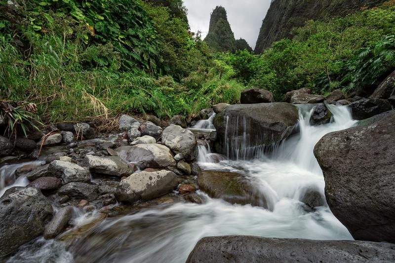 Ioa Needle and Creek