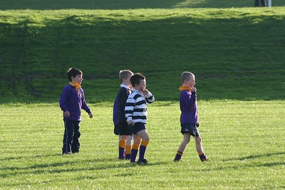 Marr Rugby - P3 Training