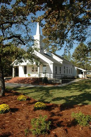 Corinth Baptist Church Homecoming 2010