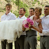 Bhre and Jamie's wedding on the Salmon River Idaho