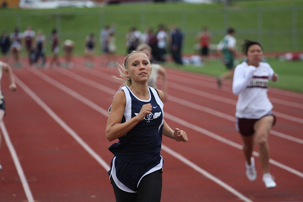 GHS Track Freshman/Sophomore meet at Canal Winchester