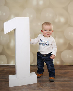 Brantley M Turns One