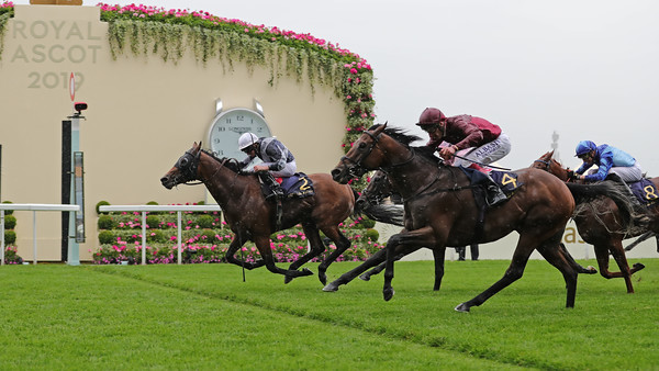 4 St James's Palace Stakes Gr1 1m
