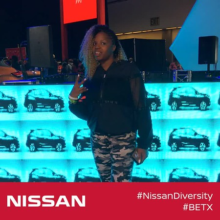 Nissan at BETX LA GIFographer MP4s