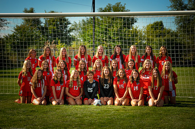 2020 BHS Girls JV and Varsity soccer