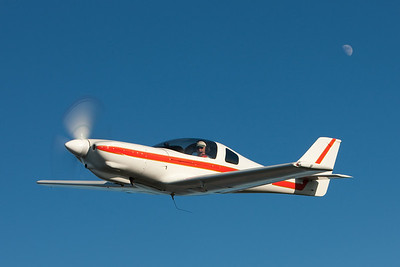 N775DX LANCAIR 360 AIR TO AIRS 10-16-2010