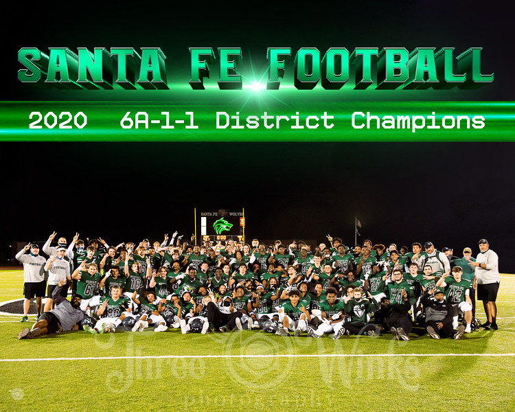 SFF Champions Group Pic