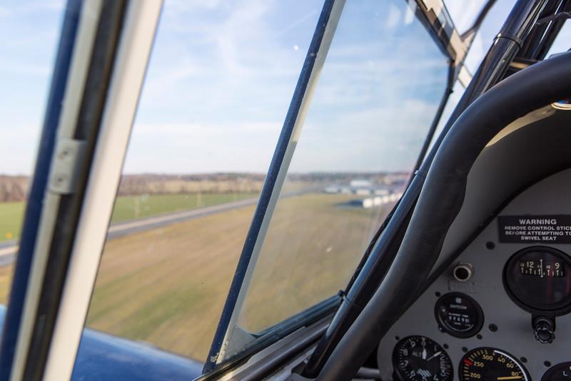 Landing at Summit