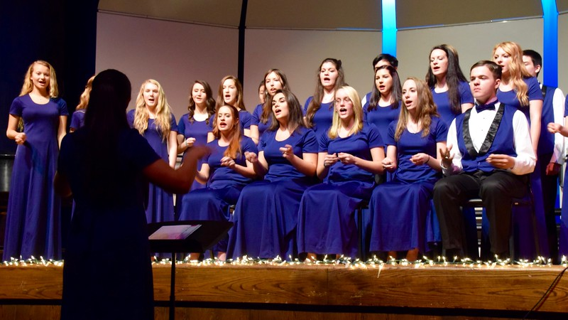 2015 WHS Chorus Winter Concert