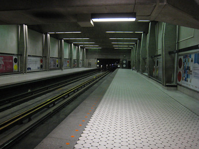 Montreal Subway and Commuter Rail