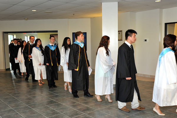 Berks Catholic Baccalaureate 2014