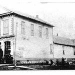 Stafford UG Station (circa 1900)