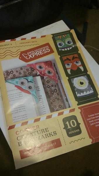 Corner Creatures Bookmarks